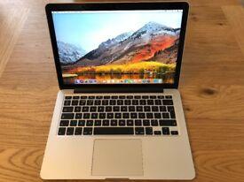 Macbook Pro Retina Massive 512GB storage as new with accessories.
