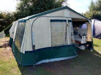 Conway Camargue 4 Berth Trailer Tent