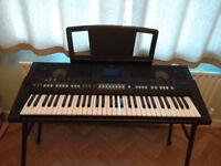 For Sale Yamaha PSR S650 Electric Keyboard