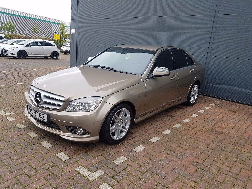 mercedes c220 cdi amg px swap a5 cls audi a4 vw golf bmw 520d 525d 530d in stoke on trent. Black Bedroom Furniture Sets. Home Design Ideas