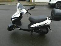 longjia moped 50cc runs like zip, sh , ps or vespa only 699.