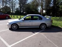 2004 (54) MG ZS 180 2.5 V6 ONLY 72,385 MILES WITH FULL SERVICE HISTORY, VERY GOOD CONDITION ALLROUND