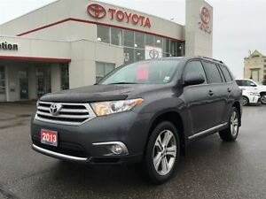 2013 Toyota Highlander V6|AWD|Sport|New Tires!