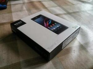 Black Sony Xperia Z1 Brand New Never Used, Unlocked