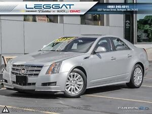 2011 Cadillac CTS 1 OWNER! ONLY 91K! *LEATHER*DUAL ZONE CLIMATE