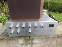 TOA amplifier 900 series 120 watts A-192A for PA mics etc