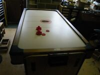 Games table -Air hockey and Pool table