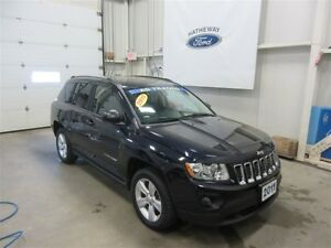 2011 Jeep Compass Sport/North - EXTENDED WARRANTY