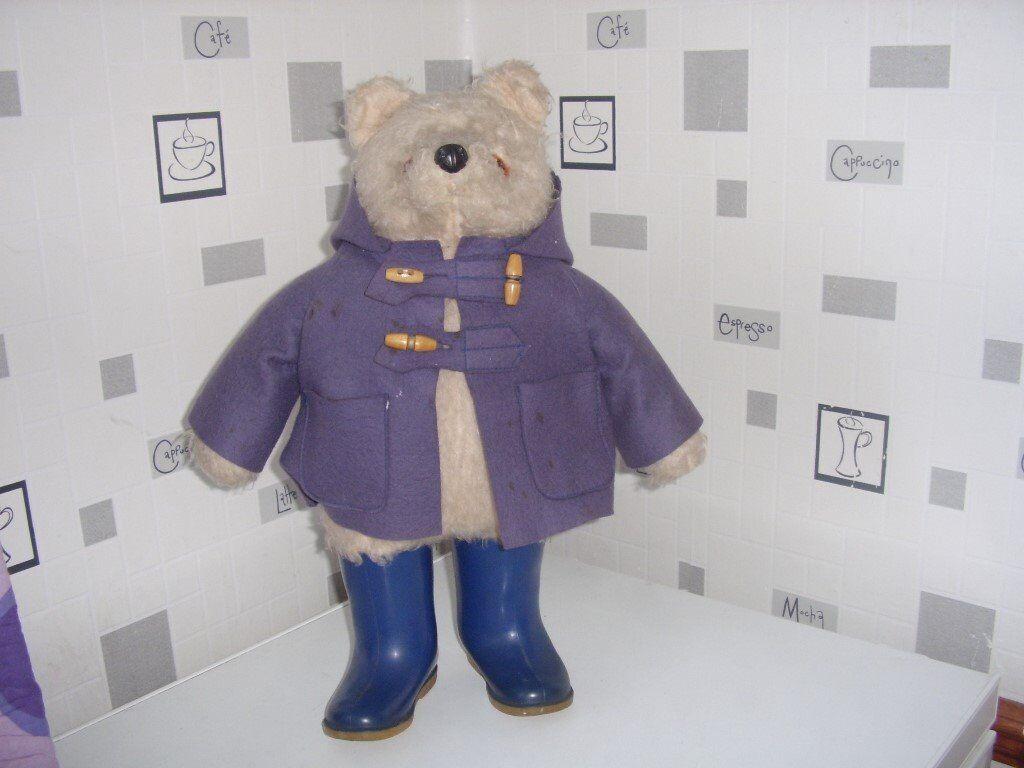 original paddington bear