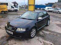 Audi s3 2002 future classic