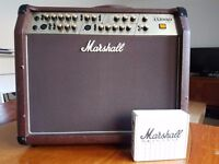 Marshall ASD100 Acoustic Amp - New Pedal - *Collection Only*