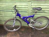 Men's Apollo Mountain Bike 18 gears (Delivery available)
