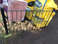Metal garden gates good condition £30 neg.