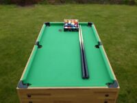 Childs Multipurpose Games Table In Excellent Condition