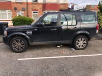 Land Rover Discovery 4 jeep