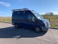 Ford, TRANSIT, Panel Van, 2007, Manual, 2198 (cc)