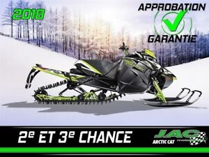 2018 Arctic Cat XF High Country 9000 Limited 153 x 2.25 Defiez n
