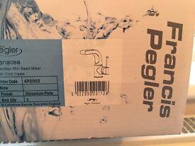 Francis Pegler basin mixer mini Panacea 4P2002 RRP £127.55