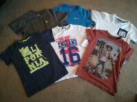 Boys clothes age 7-8