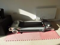 Body sculpture treadmill BT3152M foldable heavy and strong. Relocating quick sell