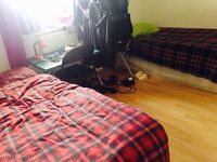 Twin bed in roomshare to let at Stepney Green & Mile End