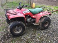 Honda trx 300 £900.00