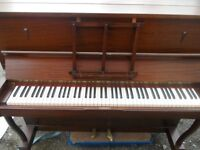 Ritzmar Upright Piano - Made in London, early 20th century, Humphrey and Co. - Can Arrange delivery