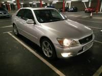 Lexus is200 Sport 2003 Manual 113k 8 months MOT