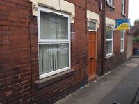 ***LET BY***1 BEDROOM APARTMENT-EVANS STREET-BURSLEM-LOW RENT-DSS ACCEPTED-NO DEPOSIT-PETS WELCOME^