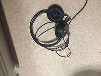 Sony MDRZ headphones - Black