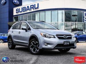 2014 Subaru XV Crosstrek Limited Pkg CVT