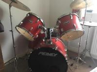Peavey 5 piece Drum Kit