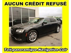 2015 Chrysler 300 AWD NAVIGATION CUIR *TOIT PANORAMIQUE*