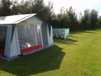 Racelet Trailer Tent.