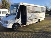 iveco Motorhome) Iveco Turbo Daily Bus Converted into motor home camper