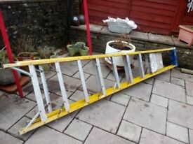 youngman electrical 8 tread ladders