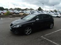 2006 56 SEAT LEON 2.0 FR TFSI 5D 198 BHP **** GUARANTEED FINANCE **** PART EX WELCOME ****