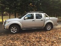 Nissan Adventura Truck, Low mileage, New Mot and luxury Adventura specification. Private use only.
