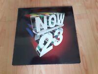 Now 23 double vinyl LP