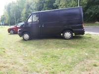 55 plate ford transit t260