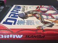 Manga drawing binder