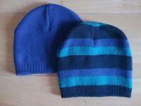 New Wool Hats 2 - 6 Years