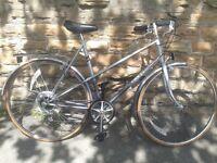 "Raleigh NOVA Large Ladies Bike 23"" Frame - 28"" wheels Retro Touring Road Hybrid Bike"