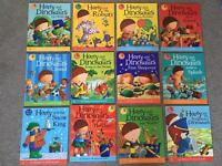 Harry and the dinosaurs 12 book set (new)