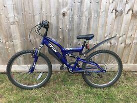 Children's TRAX mountain bike