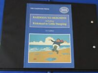 Railways To Skegness including Kirkstead to Little Steeping by A J Ludlam. Paperback. Used but vgc.
