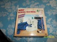 child size sewing machine