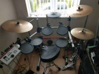 YAMAHA DTXPRESS IV Electric Drumkit
