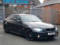 06 REG BMW 320 D M SPORT - AUTOMATIC - 130K - PX WELCOME