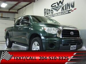 2007 Toyota Tundra SR5 / Double Cab / 4x4 / Clean - Clean